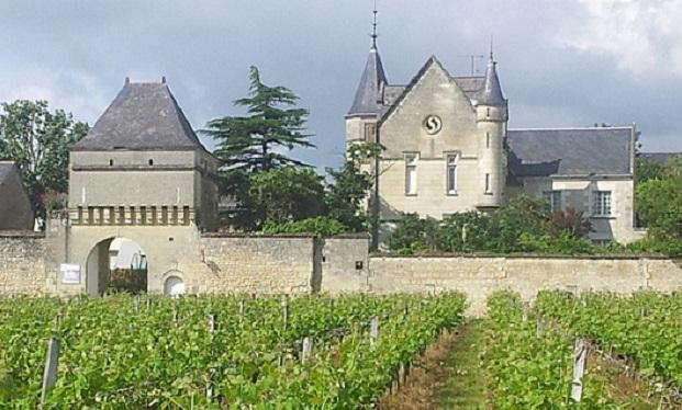 Le Château de Beauregard compte 25 ha au Puy Notre Dame. (DR)