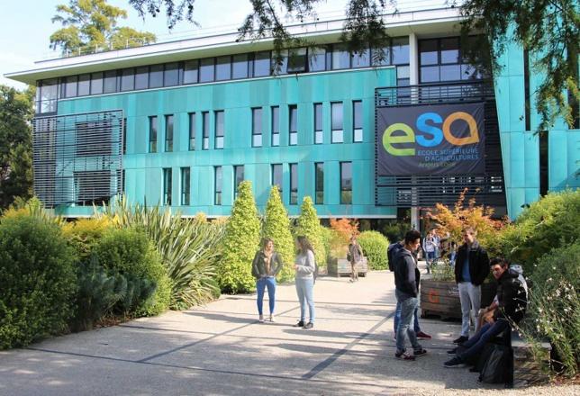 L'Esa accueille cette année quelque 2 800 élèves. (Photo Esa)