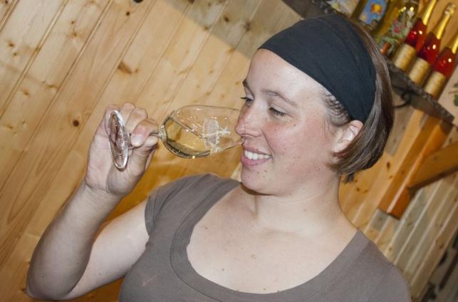 Imelda Figureau: une nouvelle vie, loin des vignes