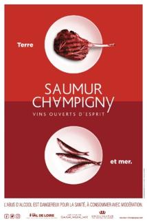 Saumur Champigny, ouvert d'esprit