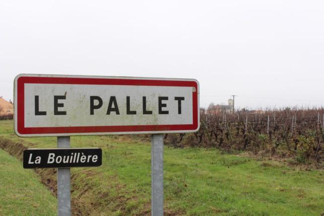 La commune du Pallet ne compte plus que 14 exploitations viticoles.