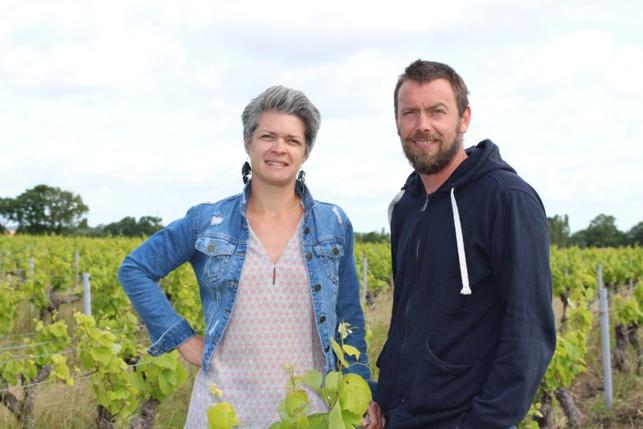 Installés à Chaumes-en-Retz, Erika et Arnaud Briand s'étaient fait connaître en 2017 en lançant le site adopte1cep.com.