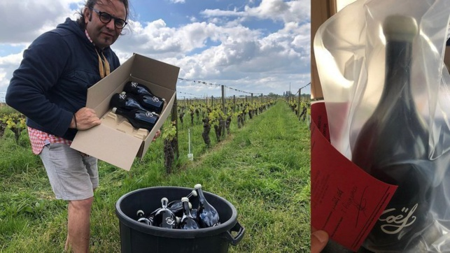 """""""La préfète d'Indre-et-Loire ordonne la destruction de mon vin"""""""