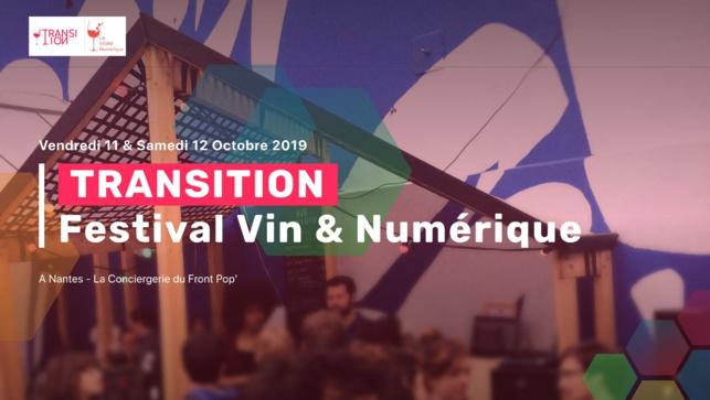 """Un premier festival """"vin et numérique"""" à Nantes les 11 et 12 octobre"""