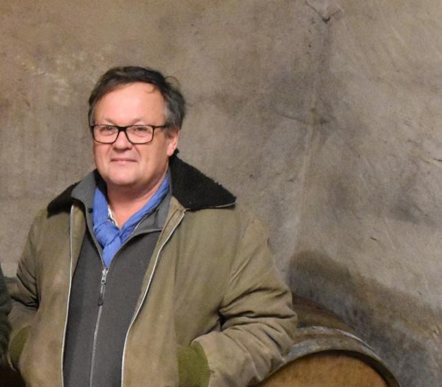 Jacques Carroget, président des vins naturels