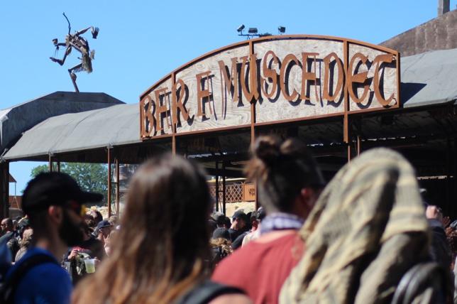 La bar à Muscadet du Hellfest sera fermé cette année.