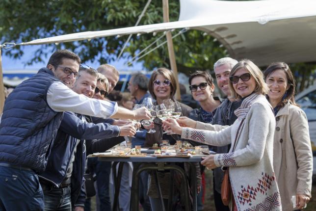 Pas de Muscadétours cette année. La 9ème édition est annulée, trois jours avant l'événement. Crédit : OT Vignoble de Nantes / Patricia Bassens.
