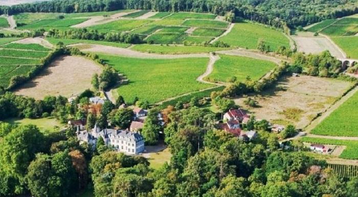 Langlois-Chateau reprend le château de Thauvenay