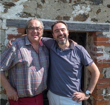 Jo Pithon et Ivan Massonnat. (Photo DR)