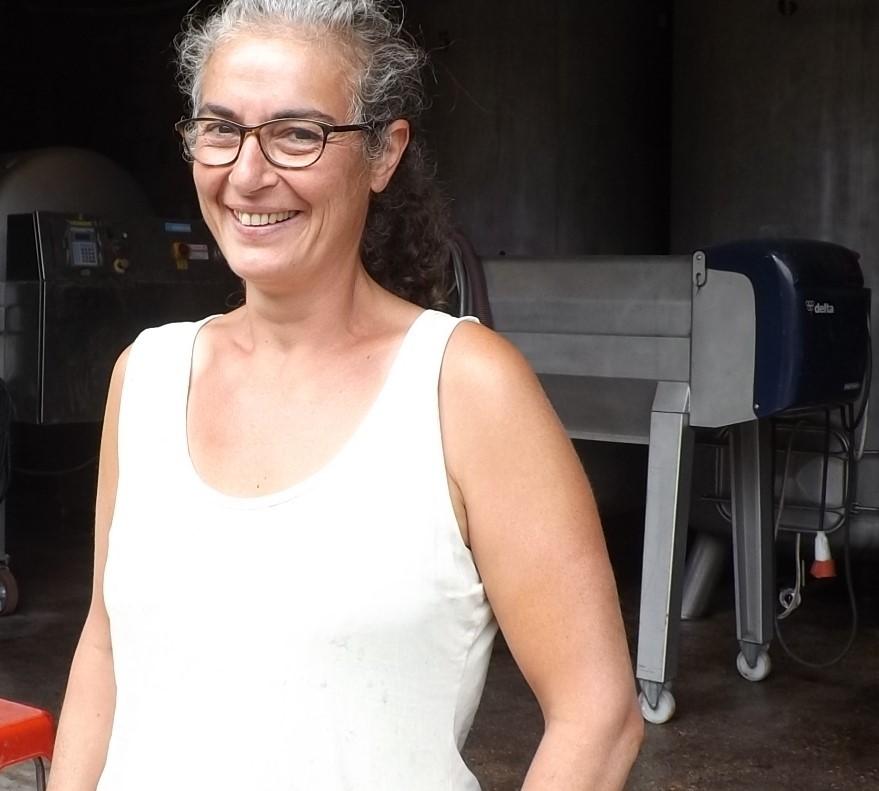 Ariane Lesné présidente des Coteaux du Vendômois