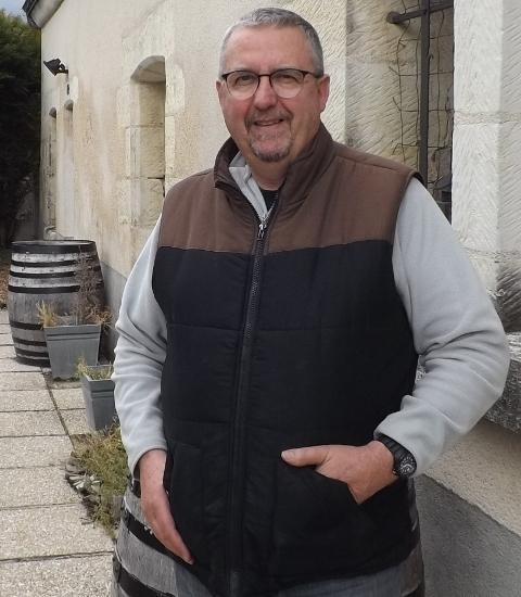 Benoît Gautier élu nouveau président de la FAV 37-72