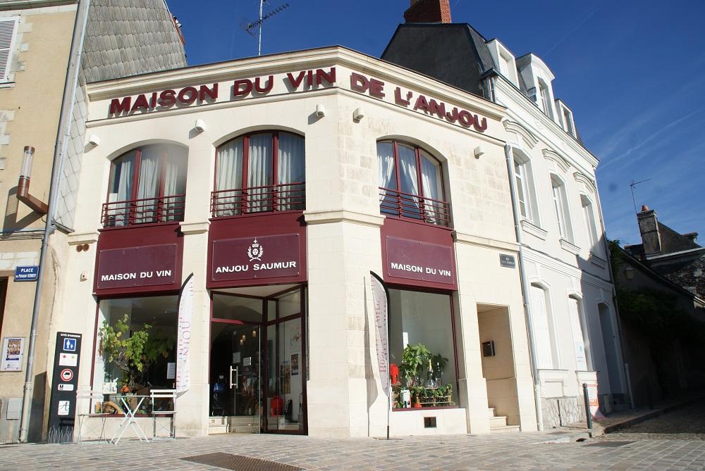 Les Maisons des vins d'Anjou-Saumur se déconfinent les samedis