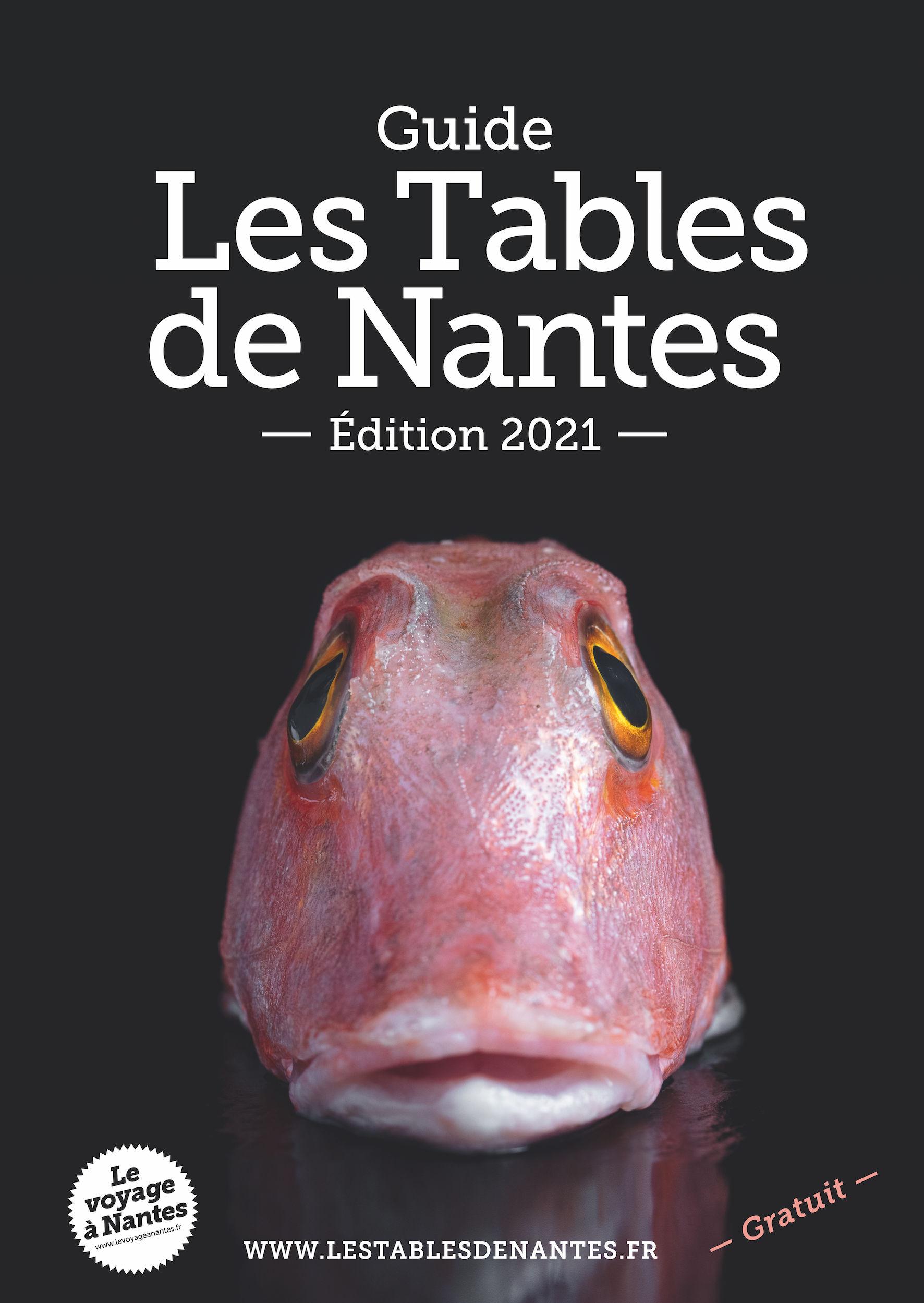 Tables de Nantes : la sélection 2021 dévoilée
