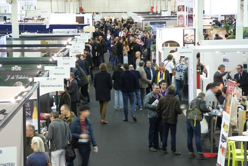 Le Salon des vins de Loire revient au dimanche