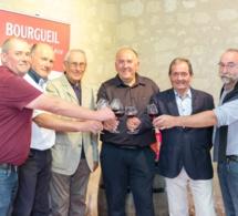 Une maison des vins de Bourgueil à Langeais en 2018