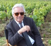 Pierre Arditi: «Très agréablement surpris par le Muscadet »